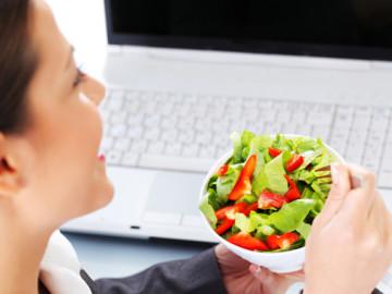 Nutrición inadecuada en el trabajo da lugar a unas pérdidas de productividad del 20%