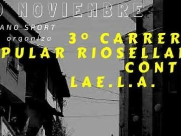 ¡La Carrera Riosellana contra la E.L.A. todo un éxito!