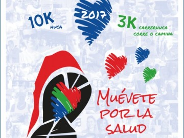 III CARRERA HUCA 'MUÉVETE POR LA SALUD' 3K Carrer huca 'Corre o Camina' y 10K HUCA
