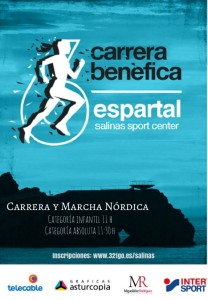 Carrera benéfica Espartal Salinas Sport Center @ Salinas