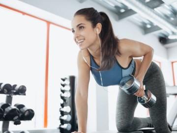 Cuatro ejercicios para entrenar brazos