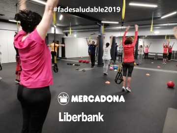 Píldora Saludable Circuit Training Espartal Sport Center Salinas