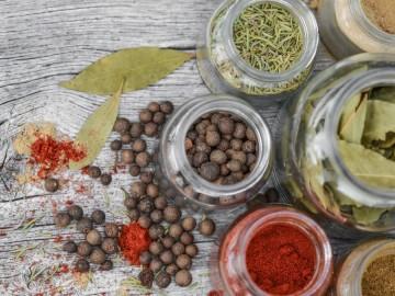 Sabor, aroma y color