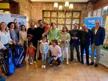 Torneo de Golf AFA Formación FADE SALUDABLE