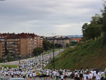 Éxito de participación en la Carrera del Huca