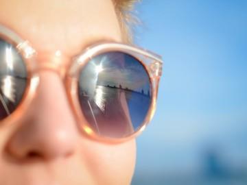 Cinco consejos para proteger tus ojos del S☀L