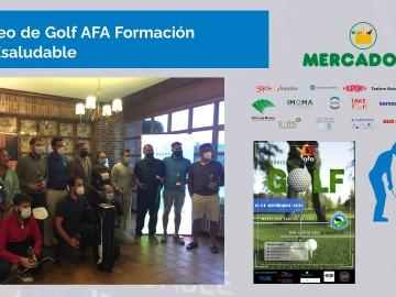 Éxito de participación en el II Torneo de Golf AFA Formación #FADEsaludable 🏌️♂️🏌️♀️⛳
